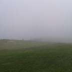 Stonehaven im Nebel